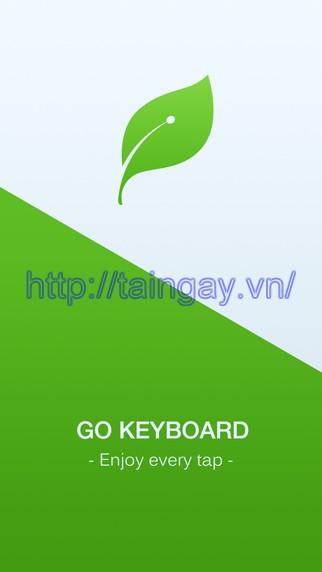 GO Keyboard cho iOS