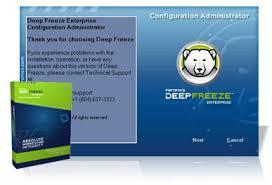 Deep Freeze Standard phần mềm đóng băng ổ cứng