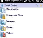 Resco File Explorer 2010 For Windows Mobile - phần mền chỉnh sửa hình ảnh
