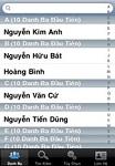 Vietnam Contacts Plus for iOS - Tra cứu thông tin thuê bao điện thoai cho iphon/ipad