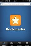Bookmarks On The Go for iOS 1.0 - Đồng bộ hóa bookmark, lịch sử trình duyệt