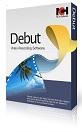 Debut Video Capture 7.07 - Phần mềm quay video từ nhiều nguồn