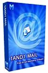 1and1Mail 3.4 - Phần mềm email marketing miễn phí cho PC