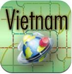 Vietnam Map for iOS 2.0 - Dịch vụ bản đồ miễn phí cho iphone/ipad