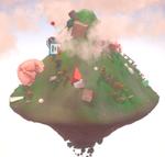 Mountain - Game mô phỏng ngọn núi sinh trưởng