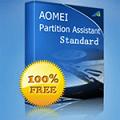 AOMEI Partition Assistant - Phần mềm quản lý phân vùng ổ cứng