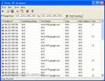 Free IP Scanner - ứng dụng quét địa chỉ IP cho PC