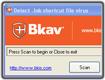 BkavDetectShortcutFileVirus - Diệt virus shortcut hiệu quả cho PC
