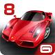 Asphalt 8 cho Android  - Game đua xe số 1 trên Android