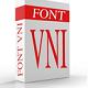 Bộ full font VNI - Bộ chữ hỗ trợ tiếng Việt