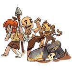 The Survivalists - Game phiêu lưu sinh tồn thời tiền sử