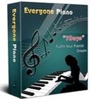 Everyone Piano 2.3.4.14 - Phần mềm chơi Piano trên máy tính