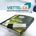 Viettel CA - Phần mềm chứng thực chữ ký số