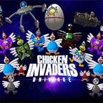 Chicken Invaders Universe - Game bắn gà mới miễn phí cho PC