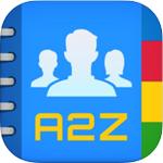 A2Z Contacts Free cho iOS 2.1.5 - Quản lý danh bạ toàn diện trên iPhone/iPad