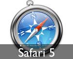 Safari 5.1.7 - Trình duyệt Safari trên Windows