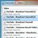 Vixy Freecorder - Download và chuyển đổi video sang MP3 cho PC