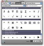 PopChar X for Mac 6.3 - Công cụ chèn kí tự đặc biệt vào văn bản cho MAC