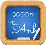 3000 từ tiếng Anh thông dụng cho iOS 3.2 - Ứng dụng học từ vựng tiếng Anh