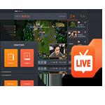 GOM Studio - Ứng dụng stream video miễn phí cho máy tính