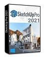 SketchUp Pro 2021 - Phần mềm thiết kế 3D chuyên nghiệp