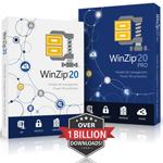 WinZip 20.0 Build 11659 - Phần mềm nén và giải nén dữ liệu mạnh mẽ