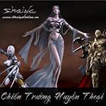 Shaiya - Game cuộc chiến các vị thần