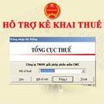 HTKK - Phần mềm hỗ trợ kê khai thuế mới nhất