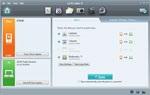 LG PC Suite - Quản lý dữ liệu LG trên máy tính