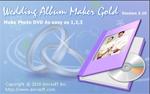 Wedding Album Maker Gold 3.53 - Tạo album ảnh cưới ấn tượng cho PC