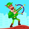 Bowmasters - Game bắn cung tọa độ cực vui