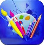 Paint Gallery for iOS - Phần mềm vẽ tranh trên iPhone/ipad