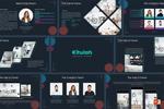 KITULAH - Mẫu Slide Powerpoint chuyên nghiệp với chủ đề tối