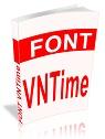 Font VnTime - Bộ Font chữ tiêu chuẩn Việt hóa trên máy tính