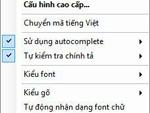FVIK 1.2.4 - Bộ hỗ trợ gõ tiếng Việt đơn giản, hiệu quả cho PC
