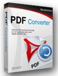 Wondershare PDF Converter 4.0.5 - Chuyển đổi file PDF sang Word, Excel, ảnh cho PC