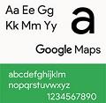 Font Google Sans - Bộ font chữ của Google
