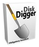 DiskDigger 1.6.0.1571 - Phần mềm khôi phục dữ liệu chuyên nghiệp