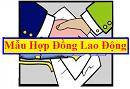 Mẫu hợp đồng lao động - Mẫu hợp đồng lao động bản cập nhật mới nhất