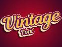Font Vintage - Các font chữ Vintage dành cho những thiết kế cổ điển đẹp