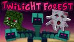 Twilight Forest Mod - Mod cung cấp biome mới, đấu mob, boss khủng