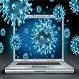 Phát hiện virus máy tính có thể lây nhiễm qua không khí