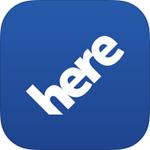 HERE cho iOS 1.0.77 - Tra cứu bản đồ thế giới offline trên iPhone/iPad