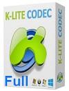 K Lite Codec Pack Full - Bộ mã hóa, giải mã các định dạng nhạc