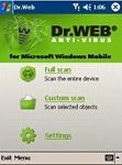 Dr.Web Anti-virus for Windows Mobile - Phần mềm bảo vệ Windows Mobile