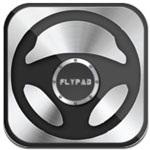 Flypad Steering Wheel for iPhone - Biến iPhone thành bộ điều khiển từ xa