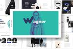 WAGNER - Mẫu Powerpoint đa năng