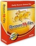 Recover My Files 5.2.1.1964 - Khôi phục dữ liệu cho PC
