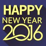 Hình nền chúc mừng năm mới 2016 - Hình nền năm mới Bính Thân 2016 cho PC