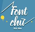 Font chữ Việt hóa - 500 Font chữ Việt hóa cho Photoshop